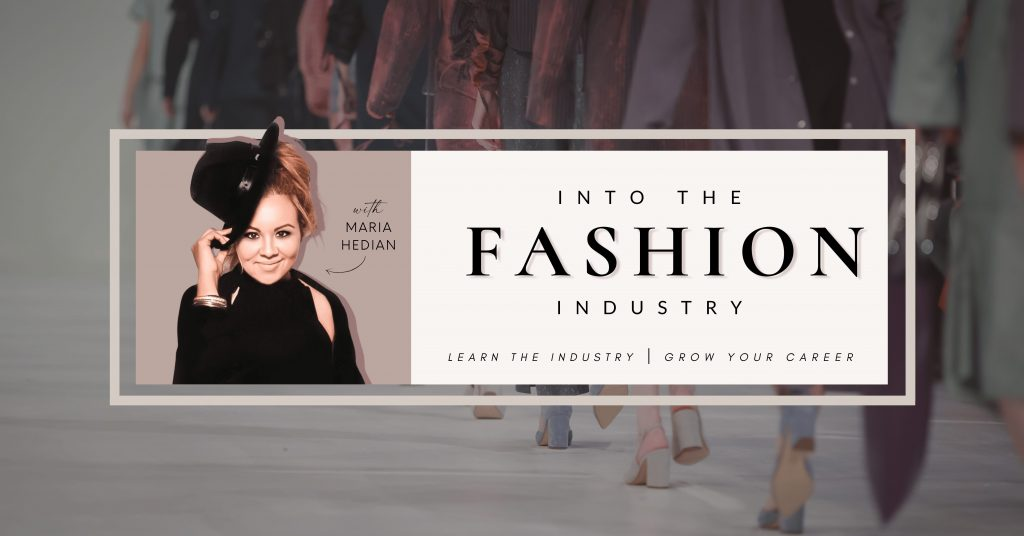 fb group fashion cover into the fashion industry with maria hedian